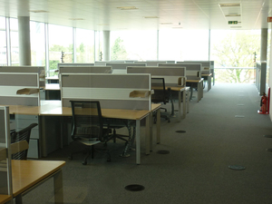 Is your excess office furniture irritating you