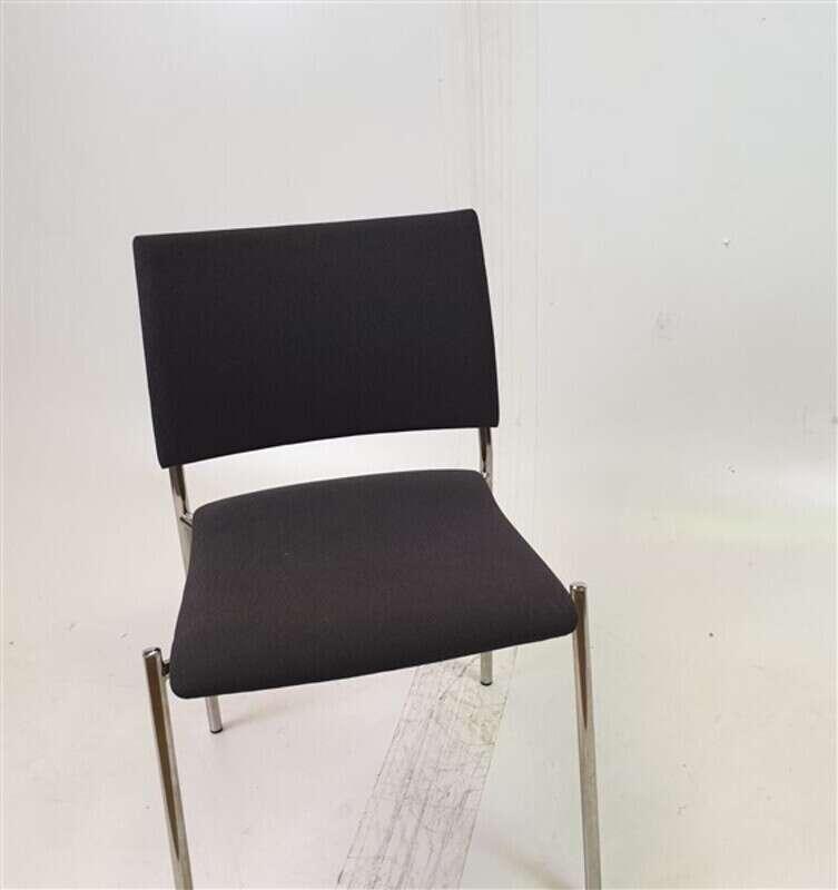 Casala Grey Fabric Meeting Chair