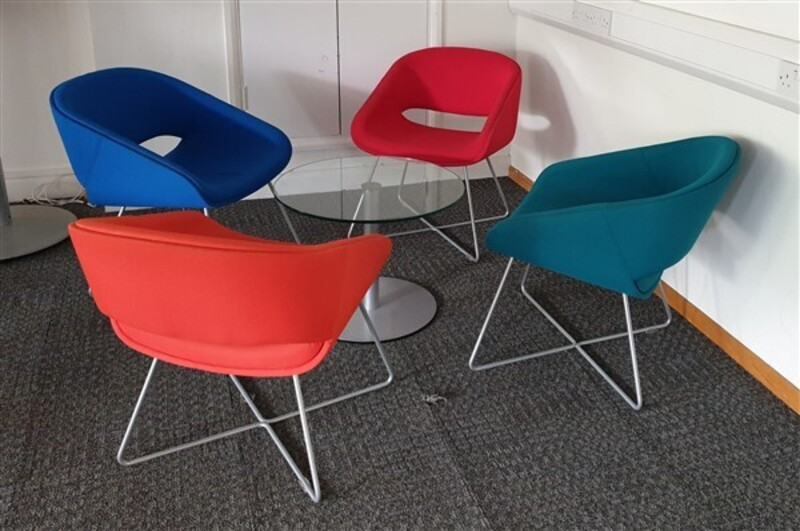 Orangebox Multi-Colourway Chairs
