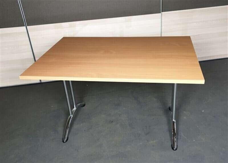 Cherry top folding table