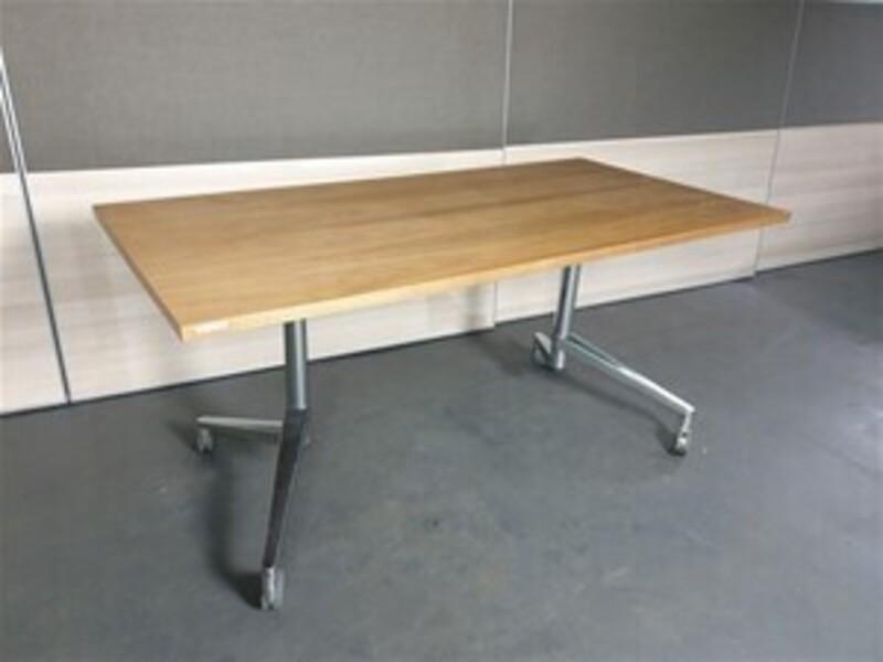 Wiesner Hager flip top table