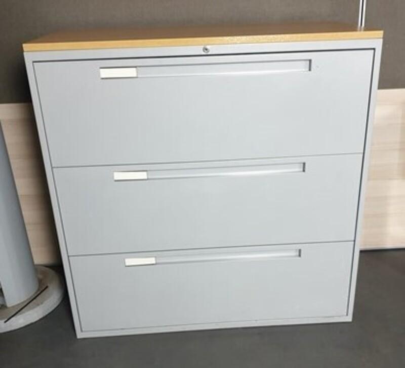 3 drawer side filer