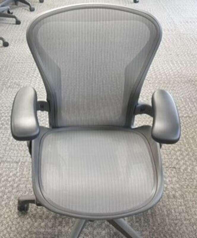 Herman Miller Aeron Remastered Chair