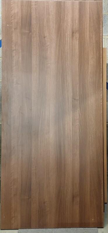 Walnut 1800w folding table