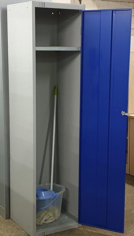 Janitors/Cleaners Locker