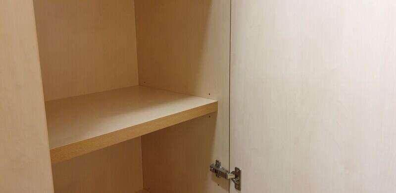 2000h Maple cupboard