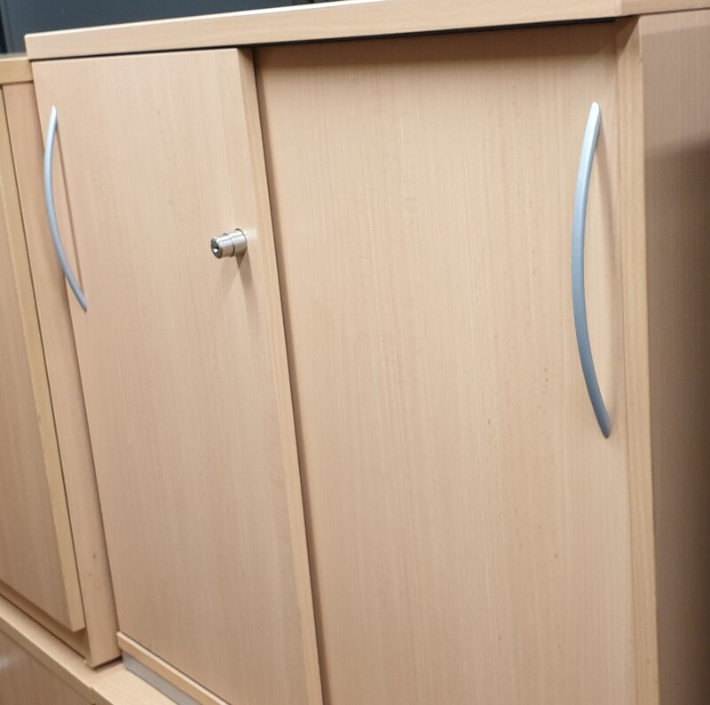 Beech cupboard