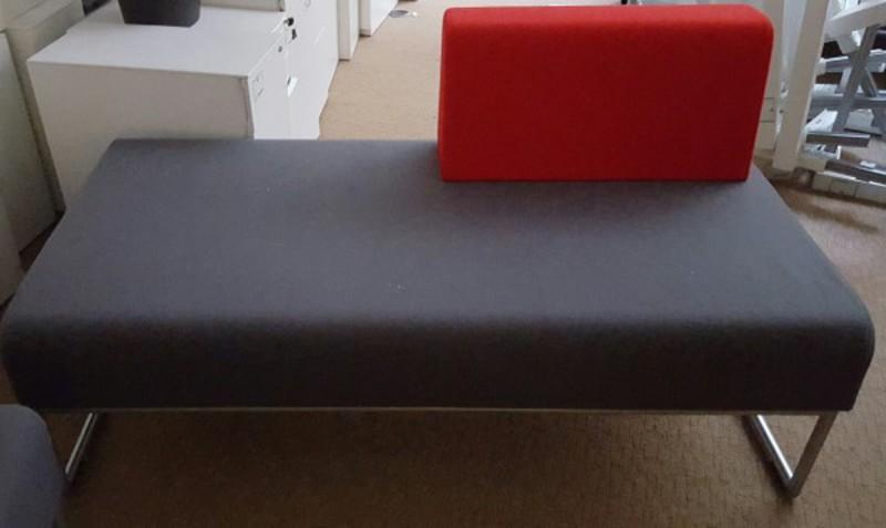 Allermuir Pause reception sofa CE