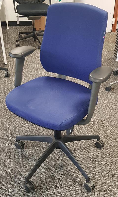BMA Axia high back task chair