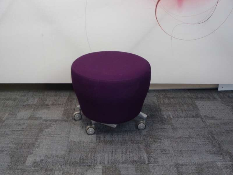 Orangebox Point stools