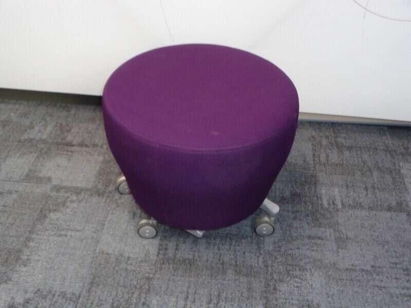 Orangebox Point stool