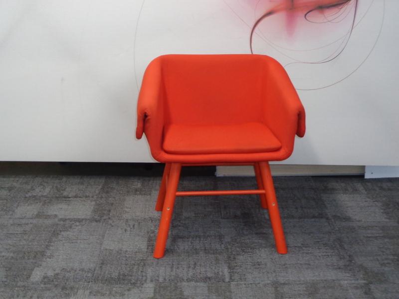 SANCAL collar chair