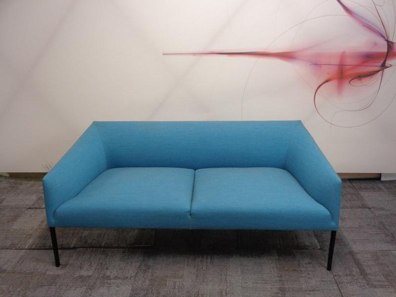 Arper SAARI 2 seater sofa