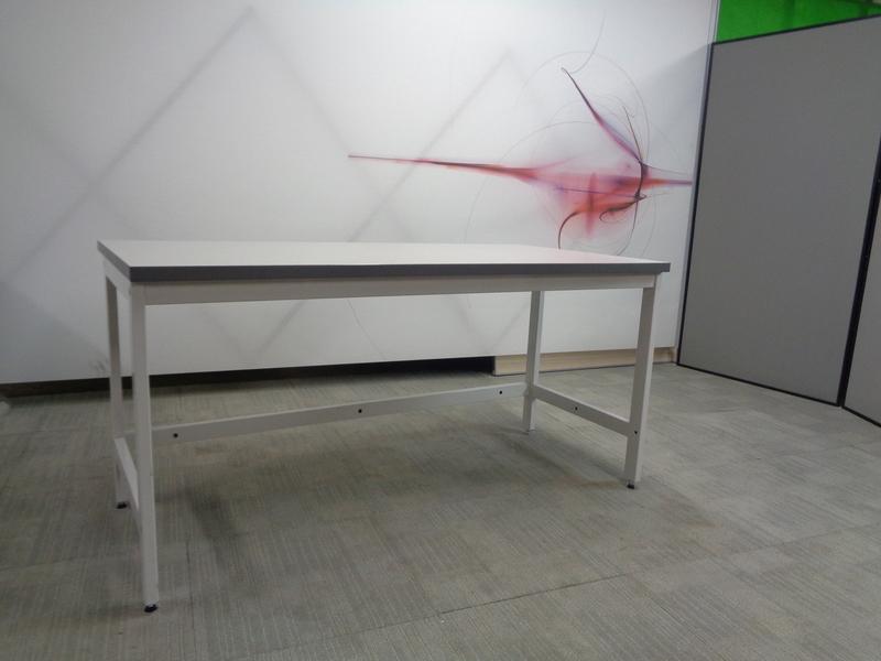Light grey table