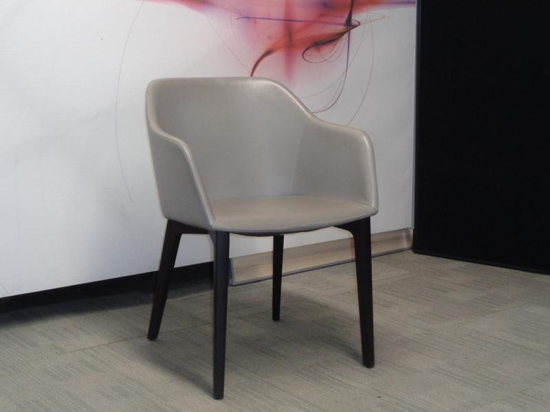 Grey Brunner Armchair
