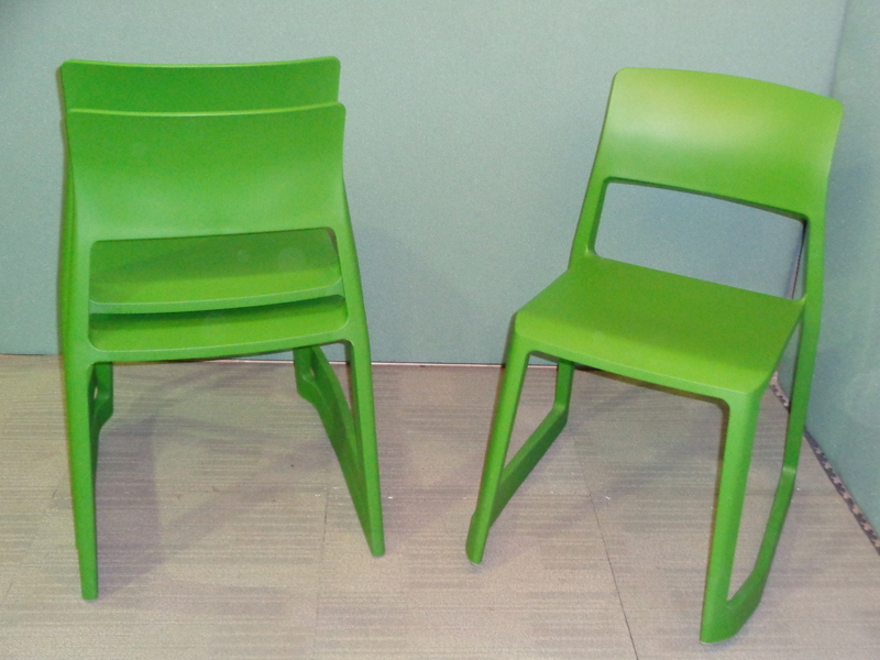 Vitra Tip Ton Chairs