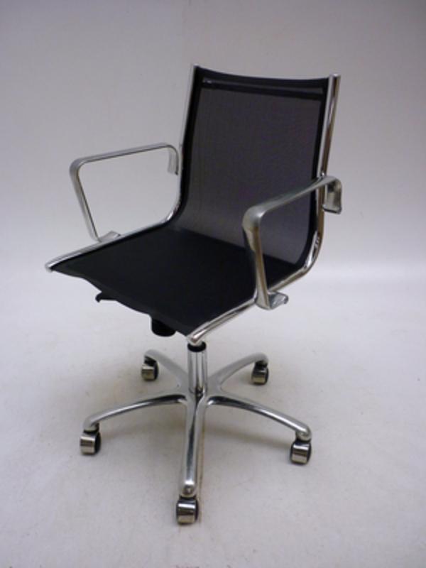 Eames style mesh chair