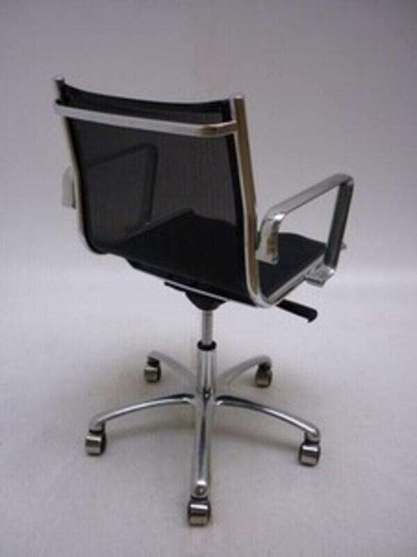 Eames style mesh chair