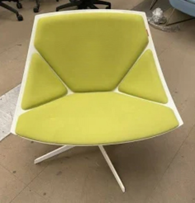 Fritz Hansen JEHS+LAUB Space Age Lounge Chair