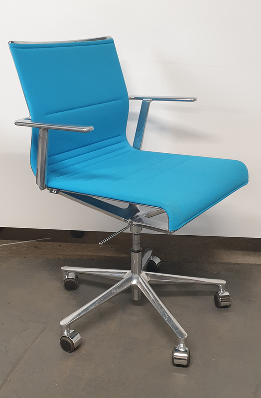 ICF Stick Upholstered Chairs