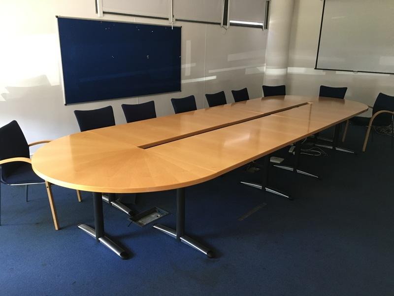 5300 x 1700mm Verco Omnia table