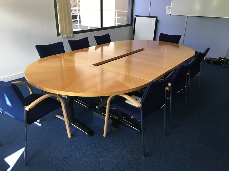 3100 x 1700mm Verco Omnia table