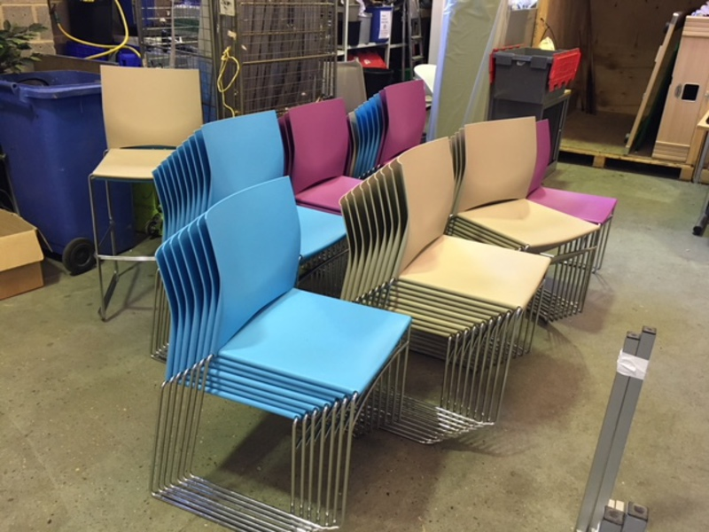secon hand chairs