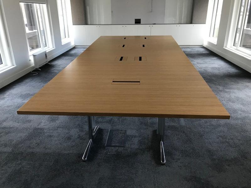 5000x21001600mm presentation boardroom table
