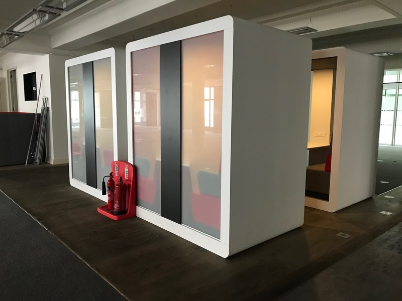 Milkomax Smart Office Hush Meet Open Pod