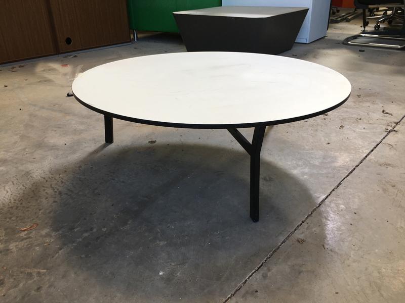 White Magnus Olesen coffee table
