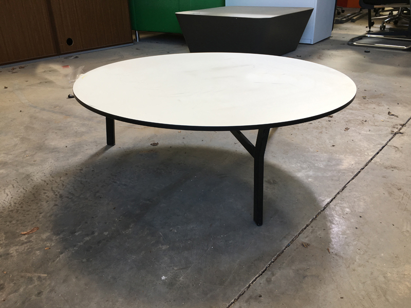 White Magnus Olesen coffee table