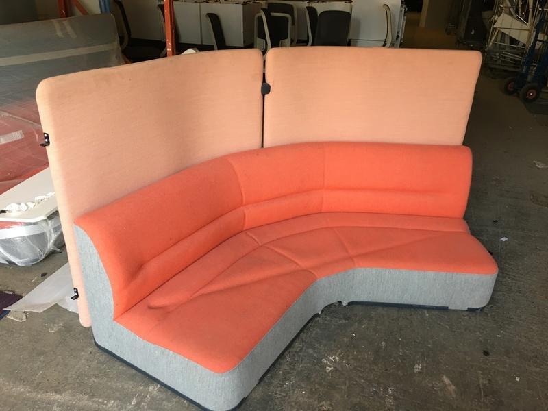 Senator Allermuir Mote acoustic sofas