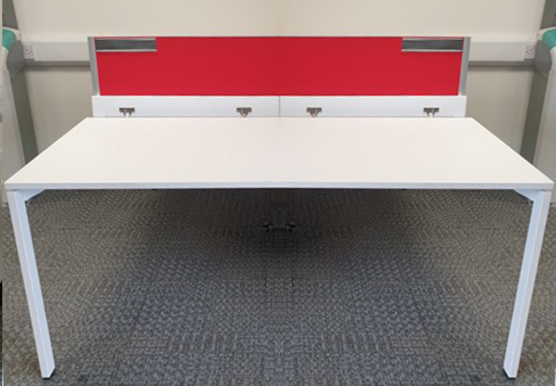 Kinnarps Bench Desks