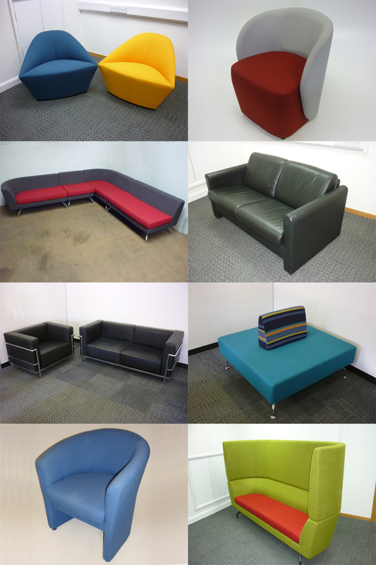 Soft furnishings sofas tubs