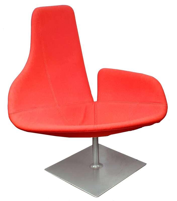 Moroso Fjord relax swivel chair