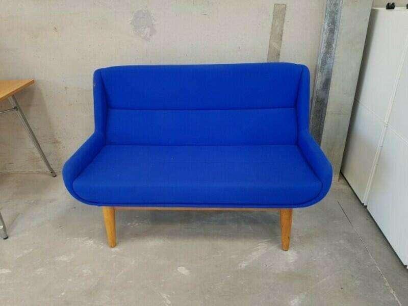 Naughtone Hush sofa and armchairs