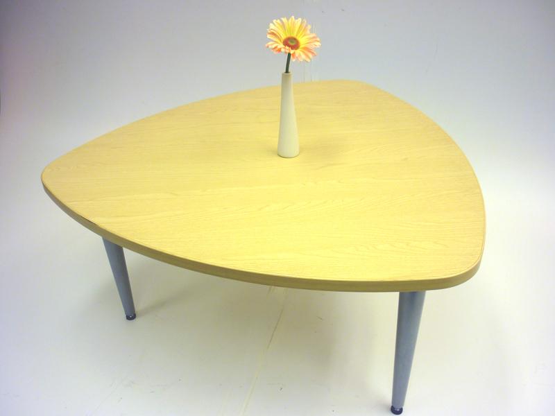 Trioform coffee table