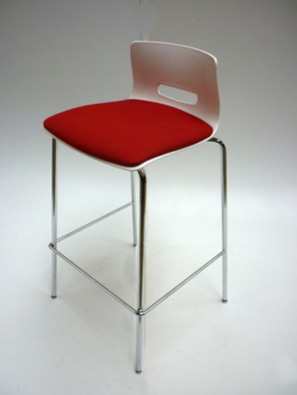 Allermuir Casper Bar Stool Second Hand Office Furniture