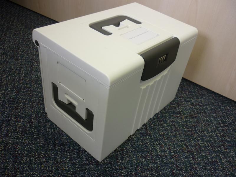 Hotbox Origin personal storage