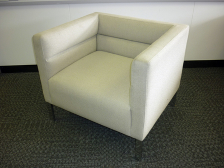 Ribb lounge chair by Morgan Furniture (CE)