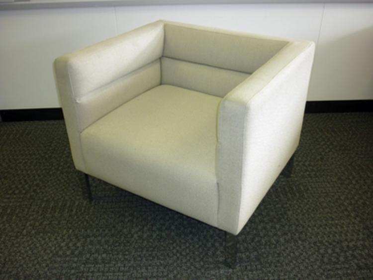 Ribb lounge chair by Morgan Furniture