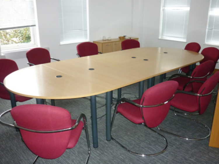 Beech conference tables