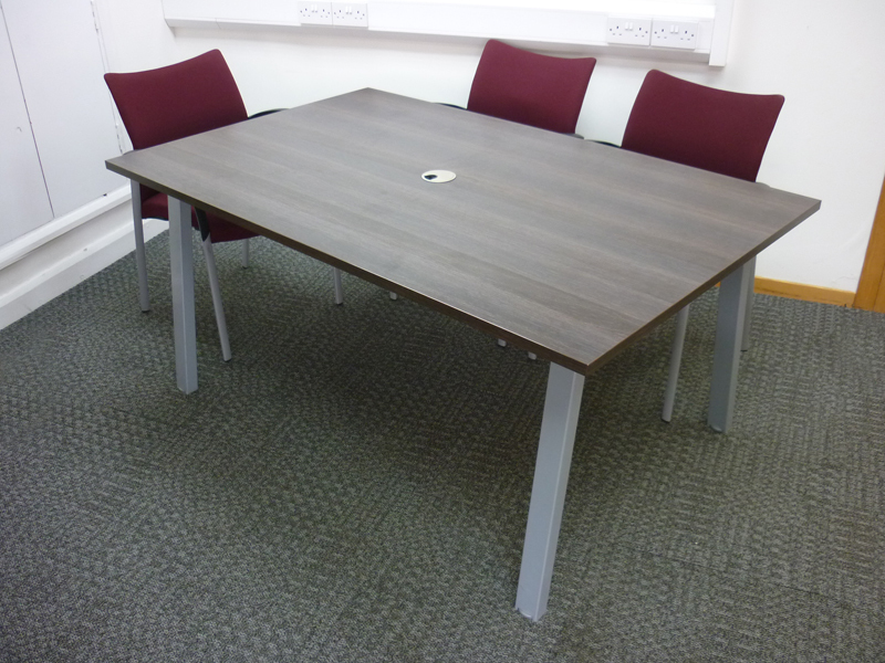 1600x800mm wenge meeting tables