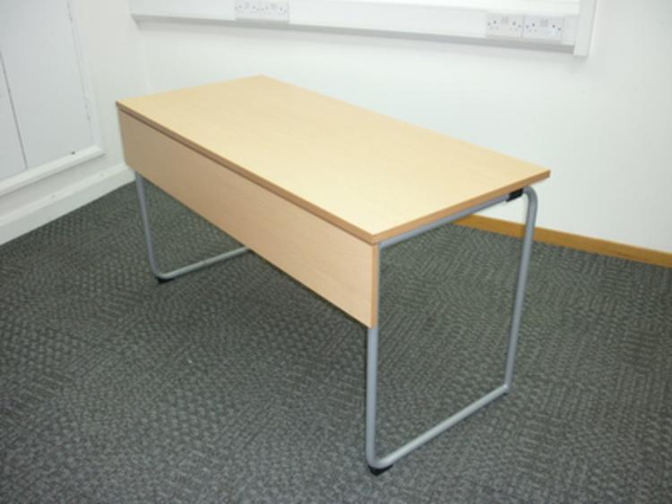 1350 x 600mm Idre folding table/desk