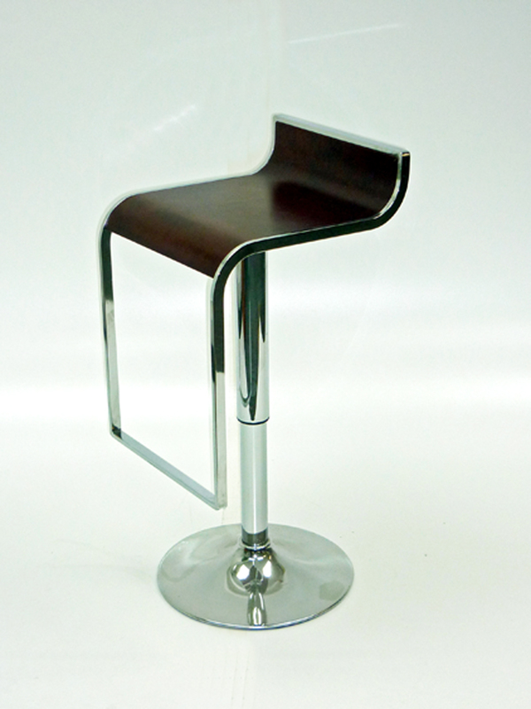 Height Adjustable Stool Recycled Business Furniture