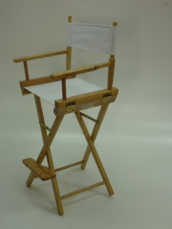 Film Directors classic high chair