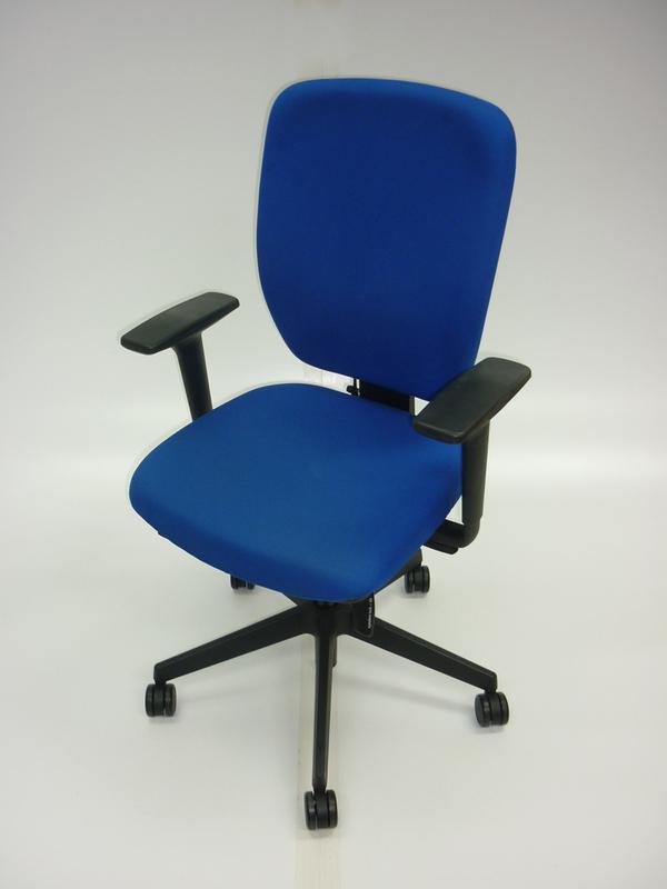 Royal Blue Senator Dash task chairs (CE)