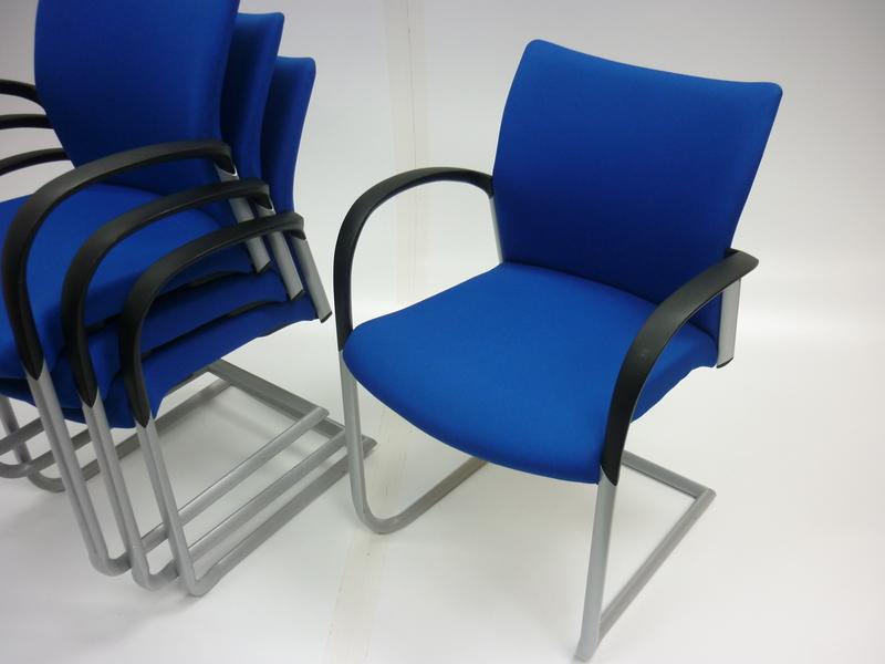Senator T115a Meeting Chair Stackable Second Hand Uk
