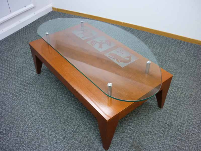 Bespoke coffee table