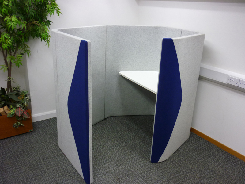 Personal acoustic pods